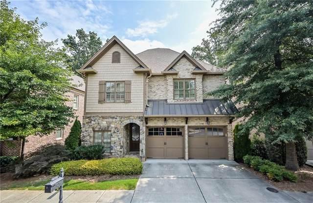 34 High Top Circle, Sandy Springs, GA 30328 (MLS #6924395) :: North Atlanta Home Team