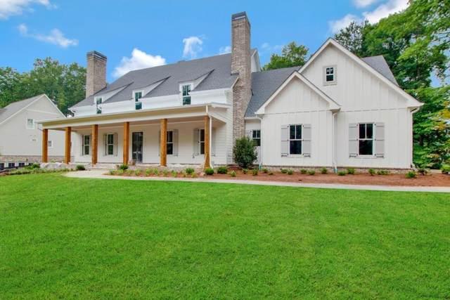104 Trinity Hollow Drive, Canton, GA 30115 (MLS #6924396) :: RE/MAX Paramount Properties