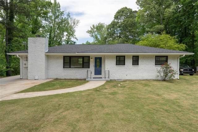 1858 Glen Echo, Decatur, GA 30032 (MLS #6924402) :: RE/MAX Paramount Properties