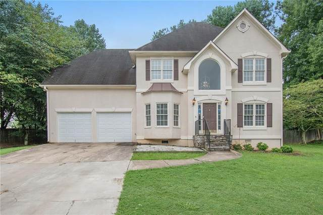 207 Thornwood Lane, Acworth, GA 30101 (MLS #6924432) :: Virtual Properties Realty