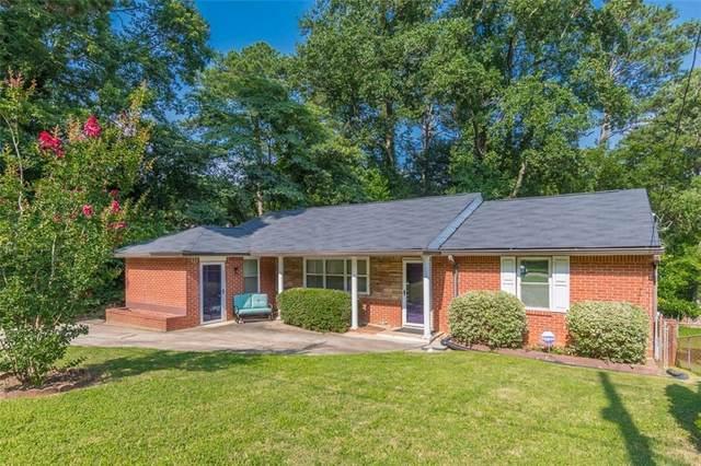 2704 Humphries Street, East Point, GA 30344 (MLS #6924439) :: RE/MAX Paramount Properties