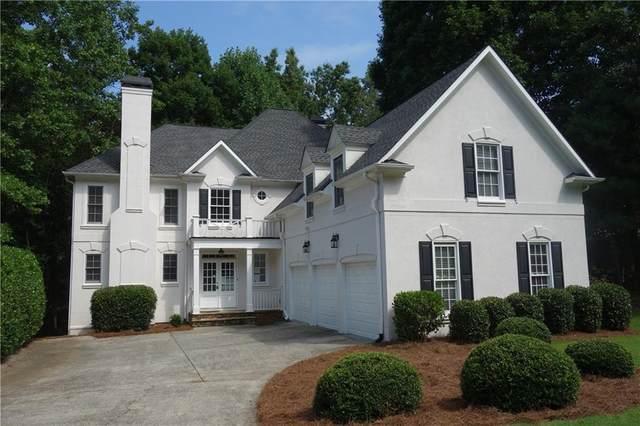420 Ivy Hall Drive, Sandy Springs, GA 30350 (MLS #6924452) :: North Atlanta Home Team