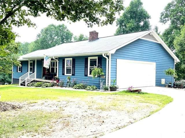 2727 Hog Mountain Road, Jefferson, GA 30549 (MLS #6924473) :: RE/MAX Paramount Properties