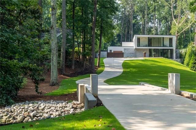 1085 Ferncliff Road NE, Atlanta, GA 30324 (MLS #6924476) :: Tonda Booker Real Estate Sales