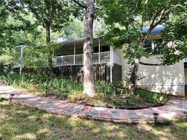 495 Creek Ridge Drive SE, Fairmount, GA 30139 (MLS #6924480) :: 515 Life Real Estate Company