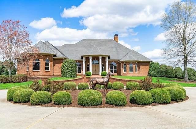 505 Wood Fall Road, Cedartown, GA 30125 (MLS #6924509) :: North Atlanta Home Team