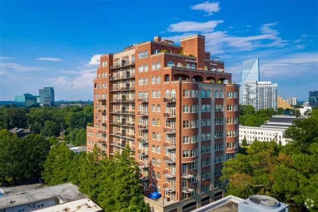 3180 Mathieson Drive NE #1401, Atlanta, GA 30305 (MLS #6924567) :: Kennesaw Life Real Estate
