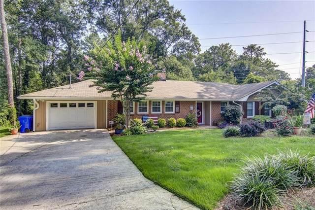 1032 Mccalla Street NE, Conyers, GA 30012 (MLS #6924595) :: RE/MAX Paramount Properties