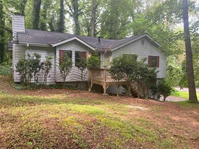 1023 Lakewood Drive, Marietta, GA 30062 (MLS #6924621) :: North Atlanta Home Team