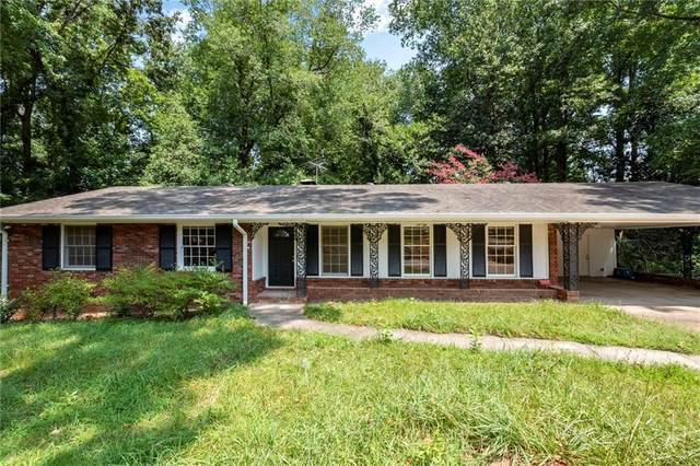 379 N Main Street, Alpharetta, GA 30009 (MLS #6924629) :: North Atlanta Home Team