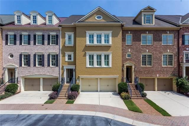4353 Bridgehaven Drive SE #18, Smyrna, GA 30080 (MLS #6924647) :: North Atlanta Home Team