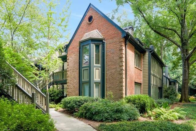 488 Ansley Walk Terrace NE #488, Atlanta, GA 30309 (MLS #6924656) :: North Atlanta Home Team