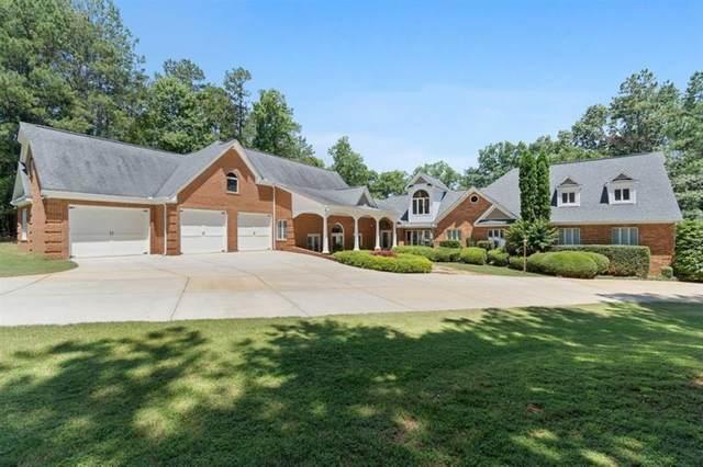 5583 W Phillips Mill Road, Douglasville, GA 30135 (MLS #6924660) :: North Atlanta Home Team