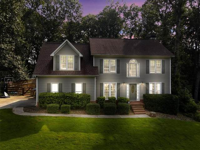 516 Summer Terrace, Woodstock, GA 30189 (MLS #6924661) :: Morgan Reed Realty