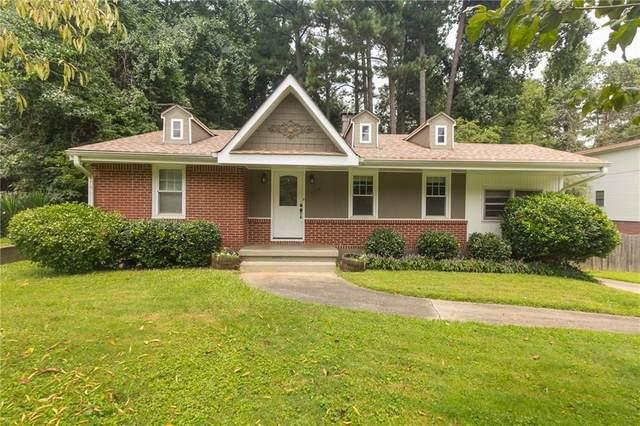 1113 Pinedale Drive SE, Smyrna, GA 30080 (MLS #6924735) :: Kennesaw Life Real Estate