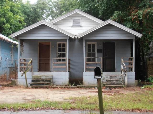 822 Corn Avenue, Albany, GA 31701 (MLS #6924756) :: North Atlanta Home Team