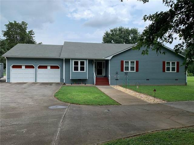 237 Hamilton Crossing Road NW, Cartersville, GA 30120 (MLS #6924781) :: North Atlanta Home Team