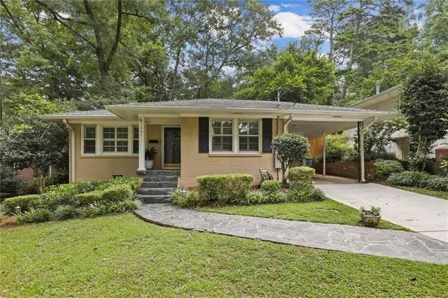 1801 Piedmont Way NE, Atlanta, GA 30324 (MLS #6924810) :: Keller Williams