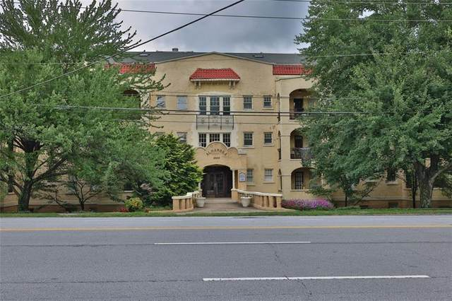 2855 Peachtree Road NE #106, Atlanta, GA 30305 (MLS #6924811) :: Dillard and Company Realty Group