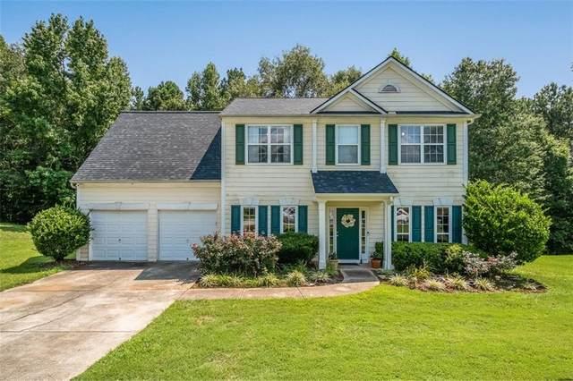 2752 Lakeside Drive SW, Conyers, GA 30094 (MLS #6924835) :: RE/MAX Paramount Properties