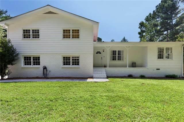 5380 Hopgood Road, Acworth, GA 30102 (MLS #6924836) :: Rock River Realty