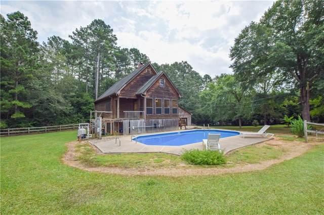 100 Lee Avenue, Cedartown, GA 30125 (MLS #6924880) :: North Atlanta Home Team