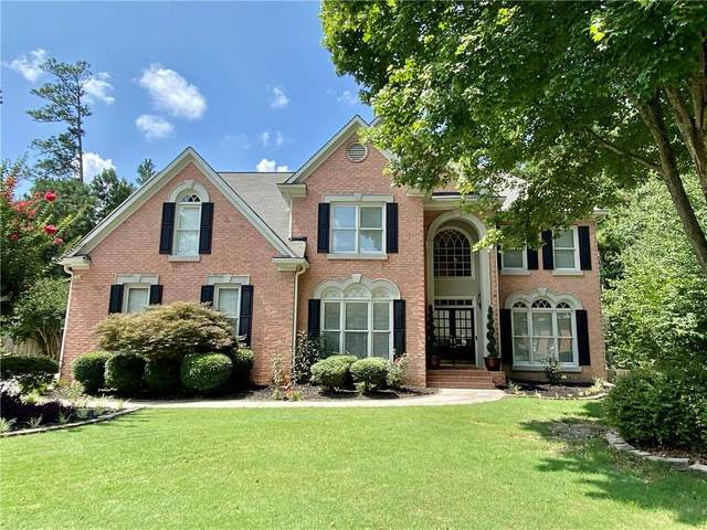 2485 Lynshire Lane, Snellville, GA 30078 (MLS #6924881) :: RE/MAX Paramount Properties