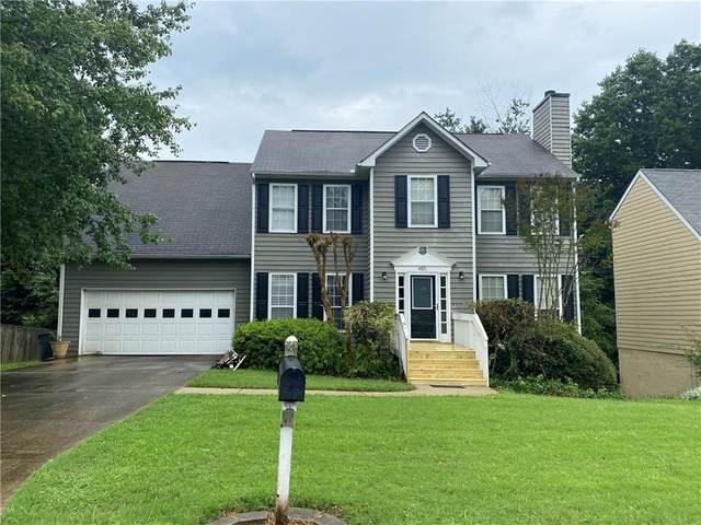 4821 Wilkie Way NW, Acworth, GA 30102 (MLS #6924882) :: RE/MAX Paramount Properties