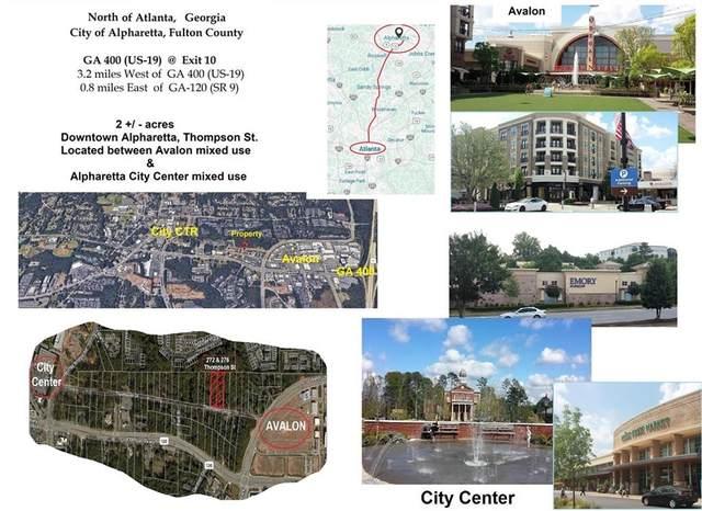 276 Thompson Street, Alpharetta, GA 30009 (MLS #6924912) :: North Atlanta Home Team