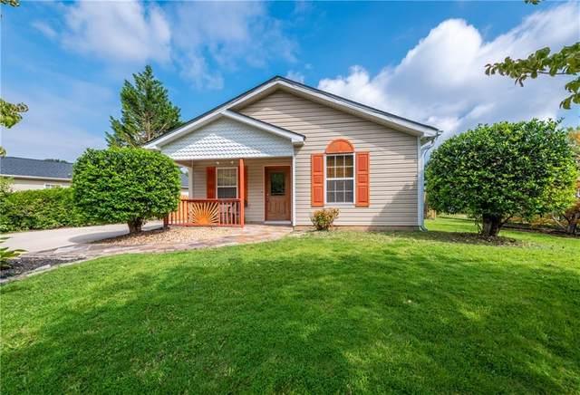 3672 Ten Oaks Circle, Powder Springs, GA 30127 (MLS #6924916) :: RE/MAX Paramount Properties