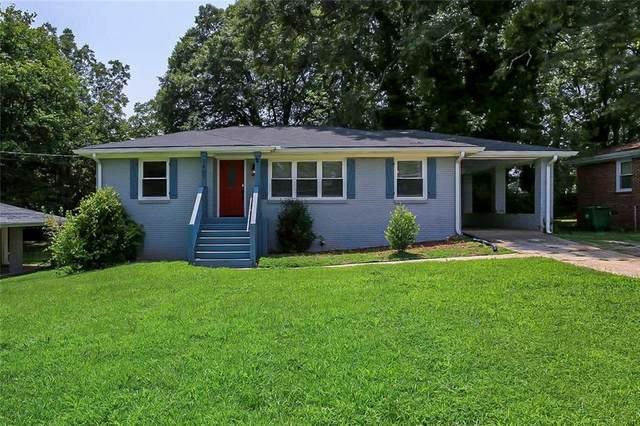 2807 Toney Drive, Decatur, GA 30032 (MLS #6924927) :: RE/MAX Paramount Properties