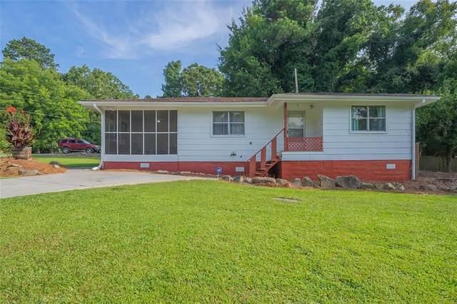 171 Lake Drive SE, Acworth, GA 30101 (MLS #6924992) :: North Atlanta Home Team
