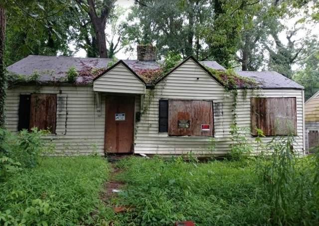 1081 Peeples Street SW, Atlanta, GA 30310 (MLS #6925014) :: The Kroupa Team   Berkshire Hathaway HomeServices Georgia Properties