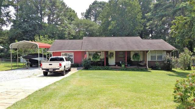 3734 E Paulding Drive, Dallas, GA 30157 (MLS #6925024) :: RE/MAX Paramount Properties