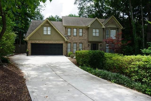 4225 Holly Bank Court, Peachtree Corners, GA 30092 (MLS #6925054) :: RE/MAX Paramount Properties