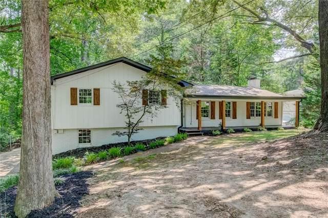 4850 Rockwood Drive, Marietta, GA 30066 (MLS #6925082) :: RE/MAX Paramount Properties