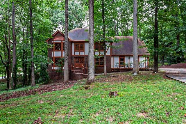 116 Roe Hampton Lane, Stone Mountain, GA 30087 (MLS #6925108) :: North Atlanta Home Team