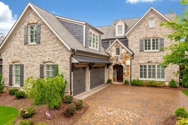 4588 Oakside Point, Marietta, GA 30067 (MLS #6925185) :: The Kroupa Team   Berkshire Hathaway HomeServices Georgia Properties