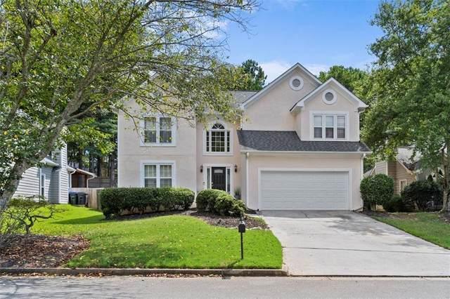 140 Glen Holly Drive, Roswell, GA 30076 (MLS #6925187) :: North Atlanta Home Team