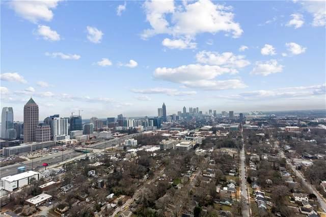 270 17th Street NW #4305, Atlanta, GA 30363 (MLS #6925239) :: Atlanta Communities Real Estate Brokerage