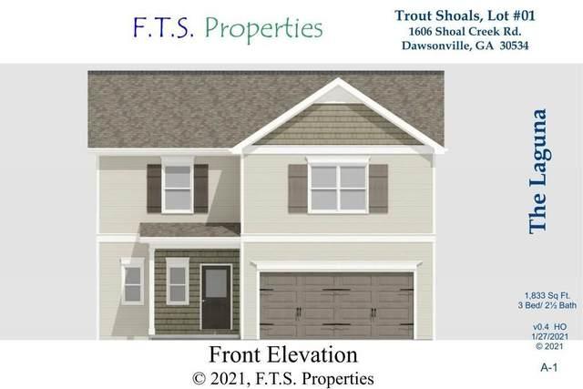 1606 Shoal Creek Road, Dawsonville, GA 30534 (MLS #6925265) :: North Atlanta Home Team