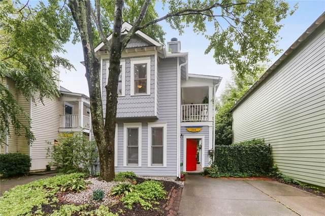 326 Grant Street SE, Atlanta, GA 30312 (MLS #6925287) :: The Kroupa Team | Berkshire Hathaway HomeServices Georgia Properties