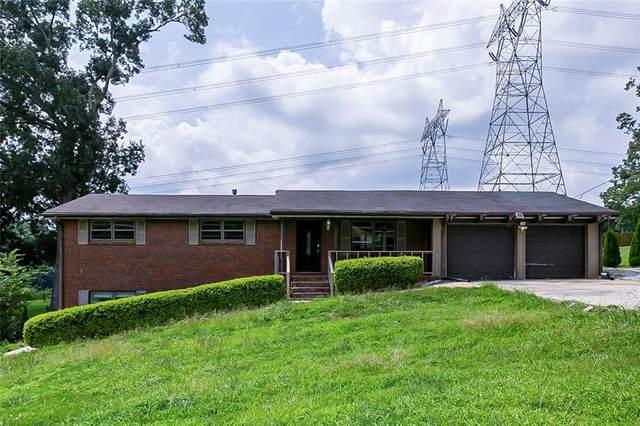 4803 Old Briar Trail, Douglasville, GA 30135 (MLS #6925327) :: North Atlanta Home Team
