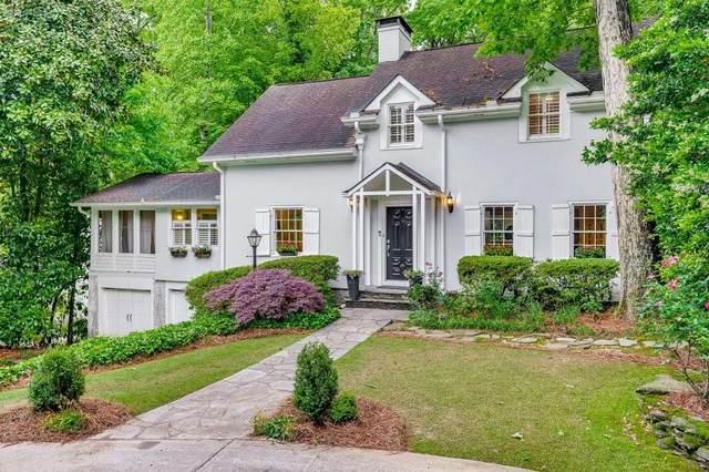3811 Peachtree Dunwoody Road NE, Atlanta, GA 30342 (MLS #6925334) :: The Heyl Group at Keller Williams