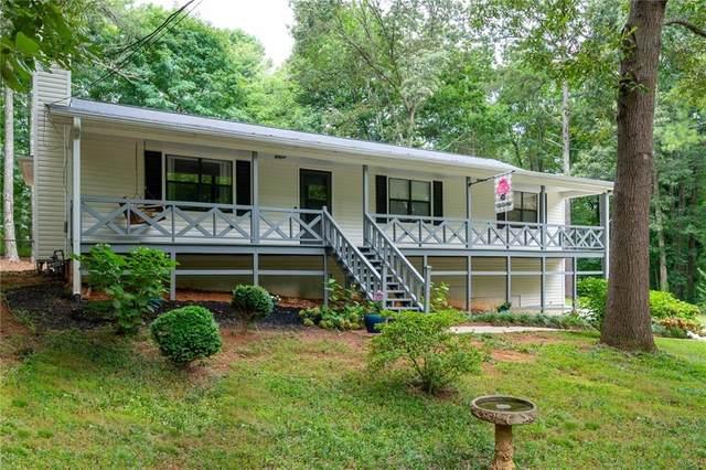 1 Mill Gate Drive, Dallas, GA 30157 (MLS #6925340) :: RE/MAX Paramount Properties