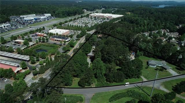 3650 Kemp Ridge Road NW, Acworth, GA 30101 (MLS #6925365) :: The Hinsons - Mike Hinson & Harriet Hinson