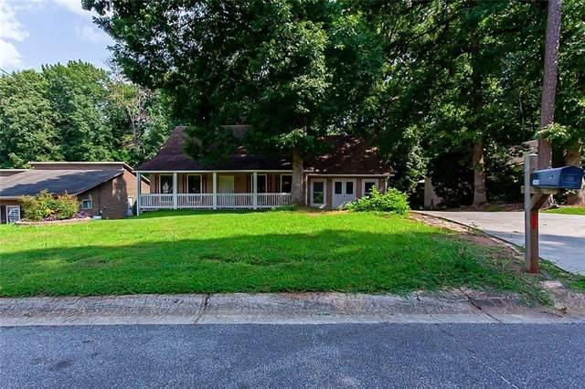 2438 Sweet Shrub Circle, Lawrenceville, GA 30044 (MLS #6925370) :: Path & Post Real Estate