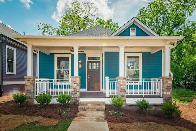 802 Lowndes Avenue SW, Atlanta, GA 30310 (MLS #6925419) :: The Kroupa Team | Berkshire Hathaway HomeServices Georgia Properties