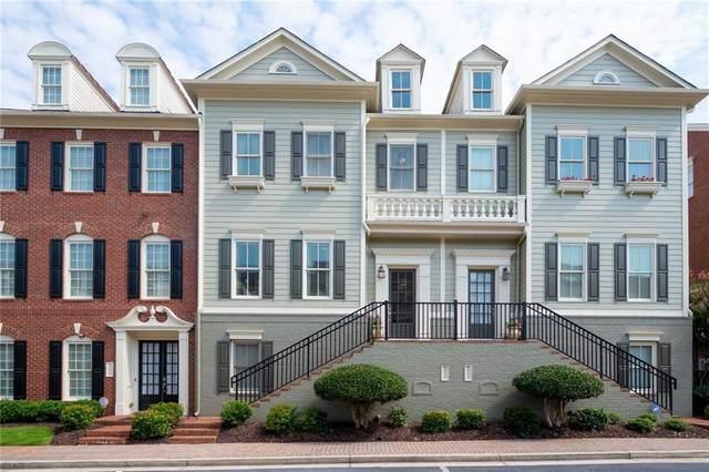 2227 Edgartown Lane SE #10, Smyrna, GA 30080 (MLS #6925435) :: RE/MAX Paramount Properties