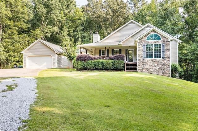 3860 Spivey Drive, Douglasville, GA 30134 (MLS #6925438) :: RE/MAX Paramount Properties